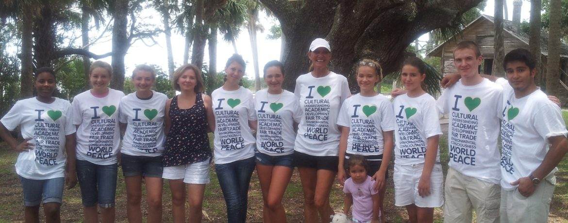 Greenhearts across the USA this summer