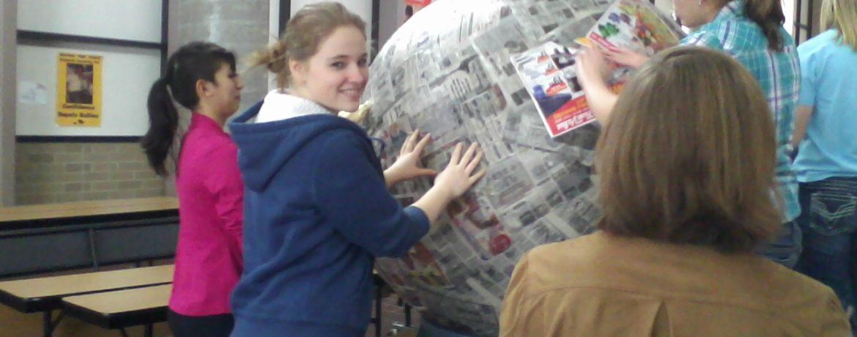Nadezhda's Volunteer Experiences in Wyoming