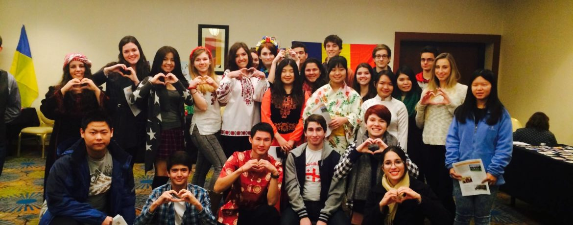 Konichiwa Amerika! Japanese Exchange Students Teach American Families about their Culture
