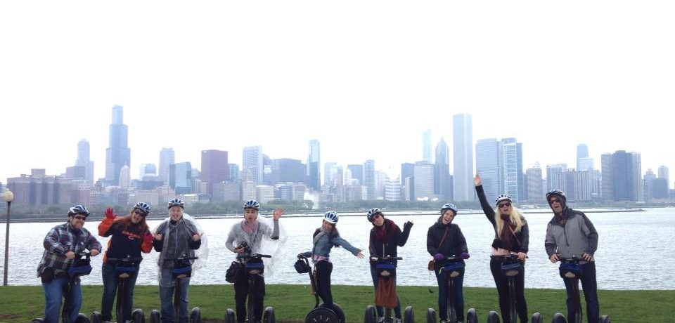 Greenheart Club member visits Chicago