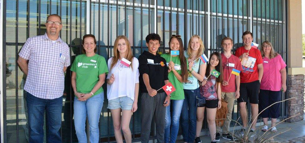Global Youth Service Day 2015: Serving Across the United States