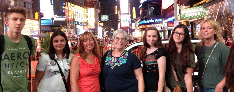 From 0 to 25: The Blinn Host Family