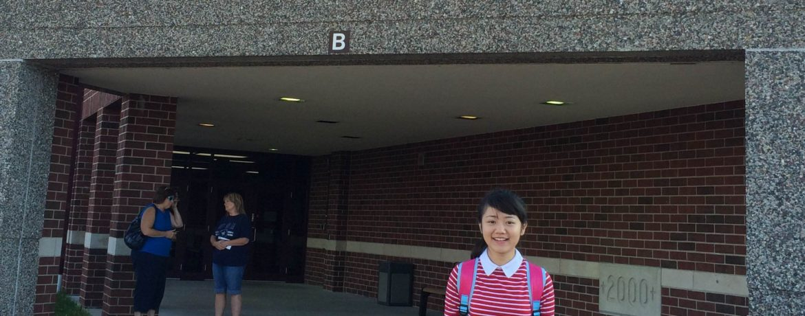 Linh Gets to Know America, One Bite at a Time