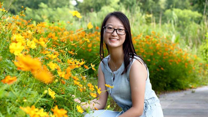 Alumni Spotlight: From F-1 Student to College Student: Mini Yuan