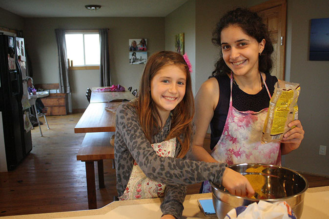 Happiness Defined: Student Shares Experience with Michigan Host Family