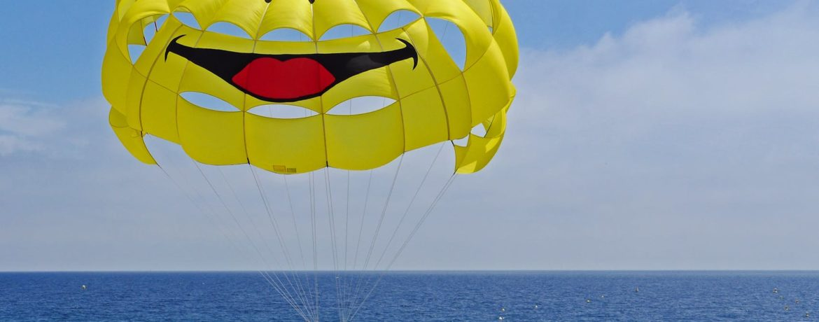 Parasailing in Provincetown