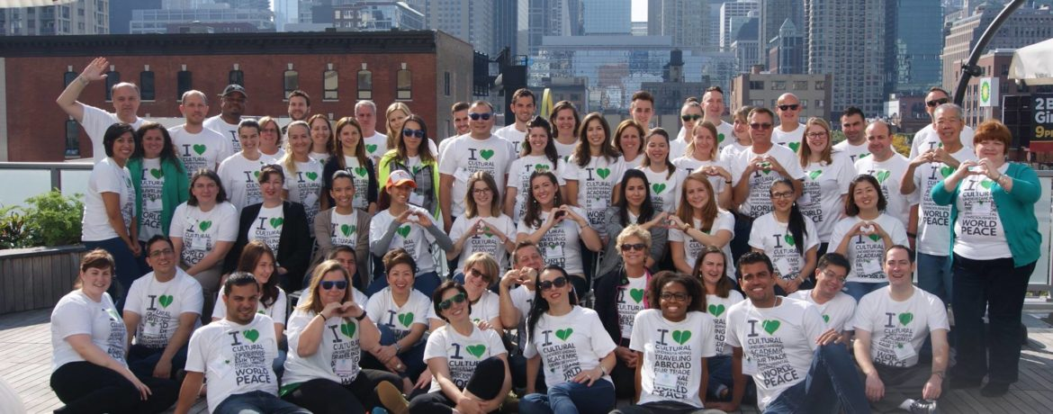 Greenheart Club Top Volunteers Visit Chicago