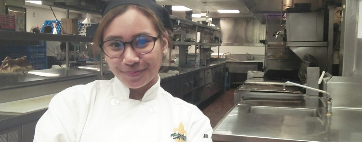 Ideals of Work: Finding my Passion in the Kitchen