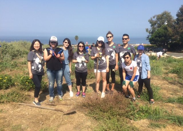 Gone With the Weeds: Greenheart Volunteer Project in Sunny California