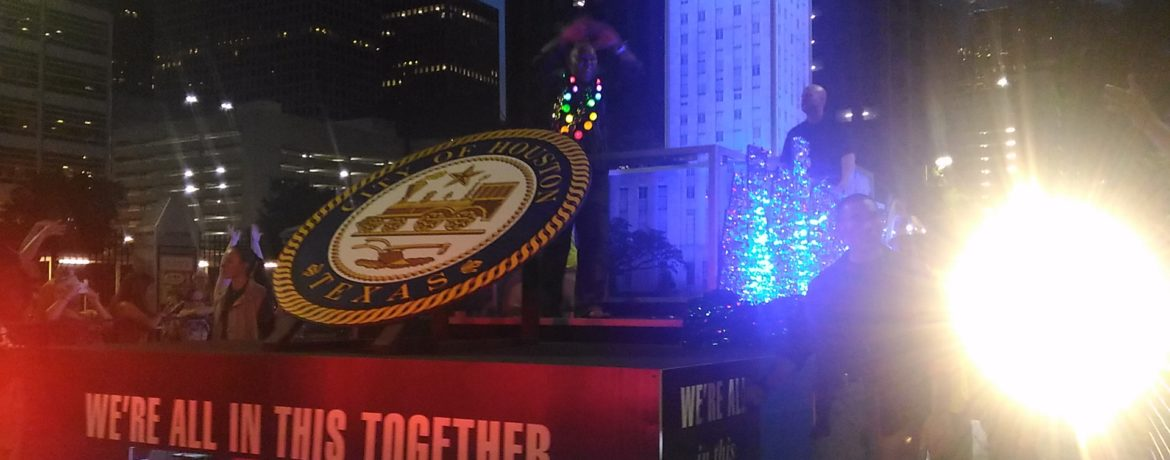 LGBT Pride Parade and World Series Champions: My Experience Living in Houston