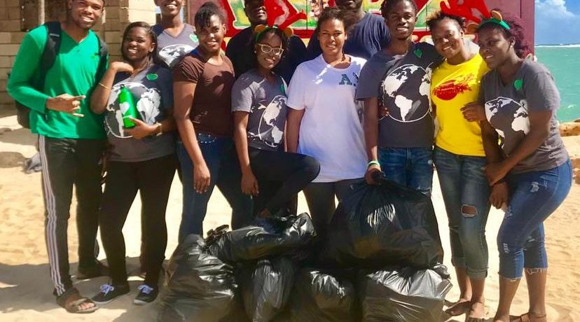 Giving Back to Jamaica