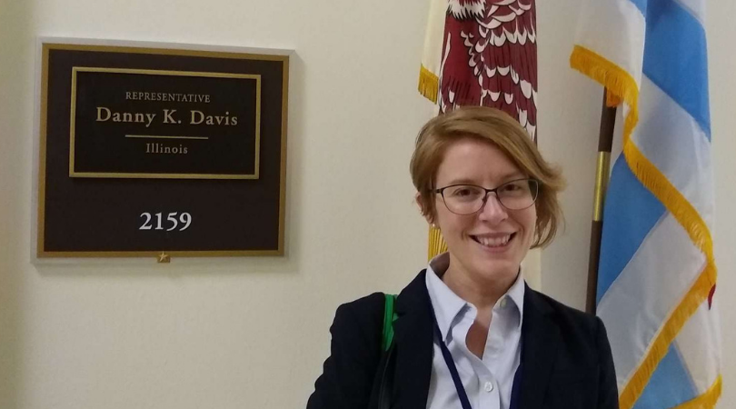 Greenheart Goes to Congress – Advocacy Day 2019