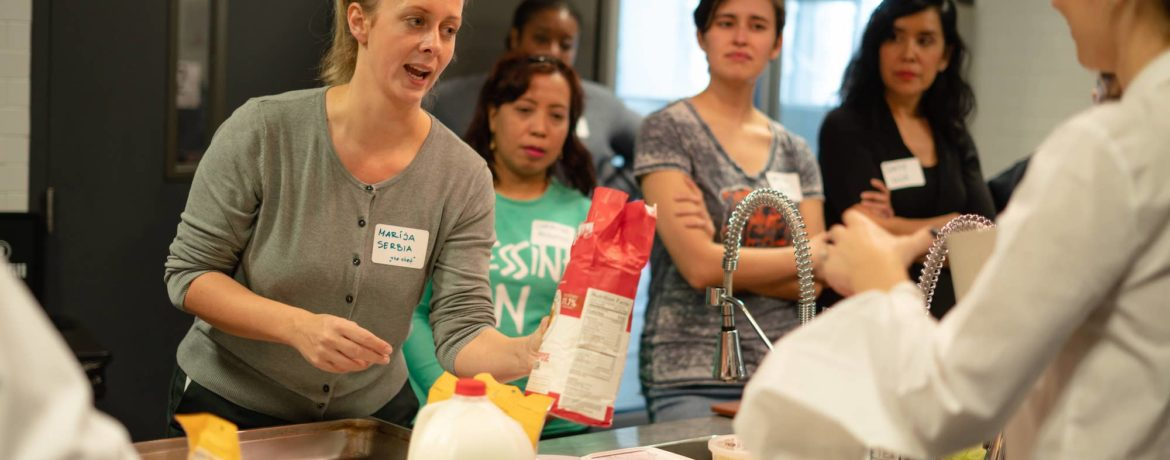 IEW – Cooking as a Second Language